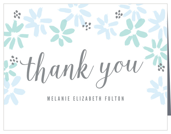 Graduation Thank You Cards | Match Your Color & Style Free