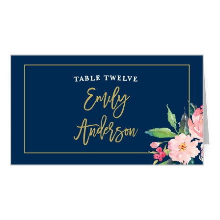 Standing Ovation Place Card