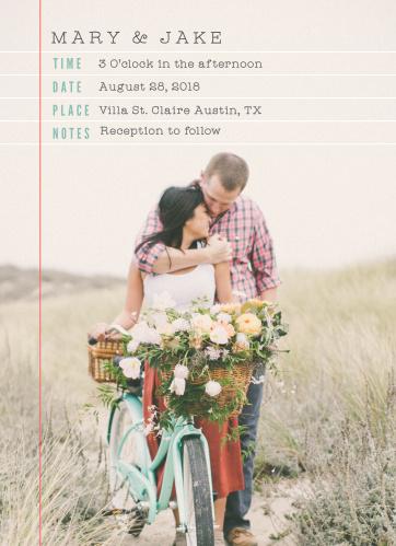 photo wedding invitations picture wedding invitations