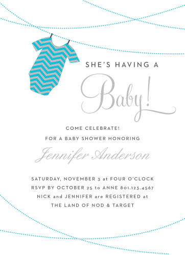 baby shower invitations for boys basic invite collections foil