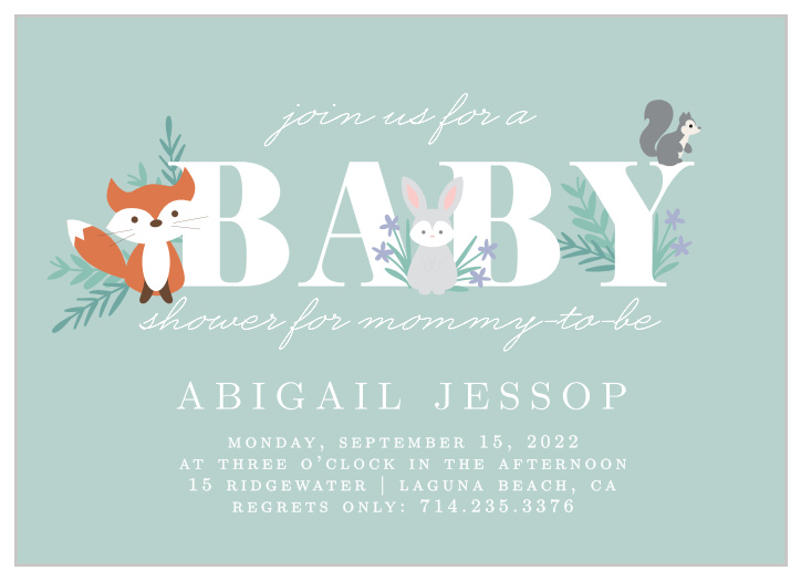 Baby Shower Invitations 40 Off Super Cute Designs Basic