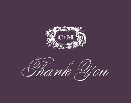 Style & Grace Thank You Cards