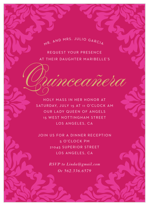 picture about Free Printable Quinceanera Invitations identify Quinceañgeneration Invites Sport Your Shade Structure Totally free