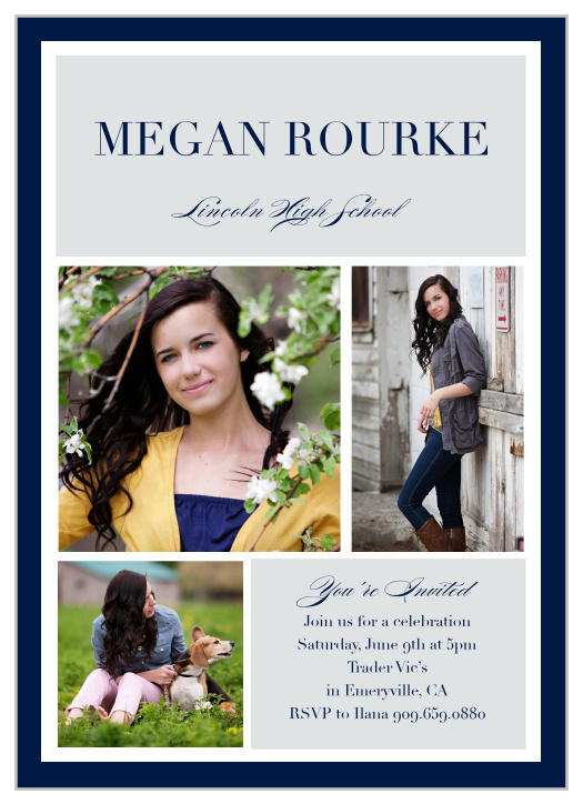 High School Graduation Announcements 2020.2019 Graduation Announcements Invitations For High School