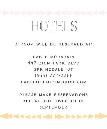 Brooklyn Loft Accommodation Cards