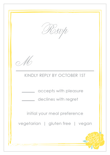 Basic Invite Wedding Invitations | Wedding Enclosures