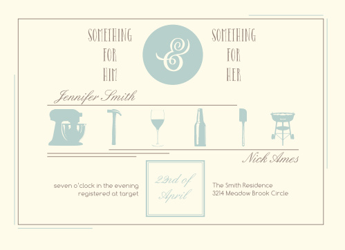 5d76b489664a Bridal Shower Invitations   Wedding Shower Invitations
