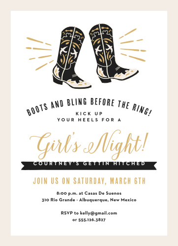 bachelorette party invitations 15 off super cute designs basic