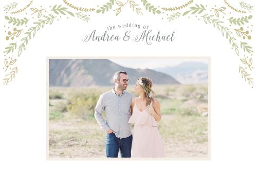 Romantic Evergreen Website