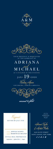 elegant wedding invitations match your color style free