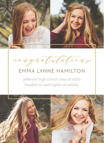 2018 graduation party invitations super cute easy to design