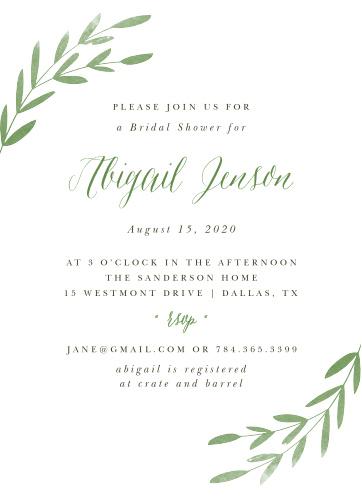 6edb1344b2af Bridal Shower Invitations   Wedding Shower Invitations