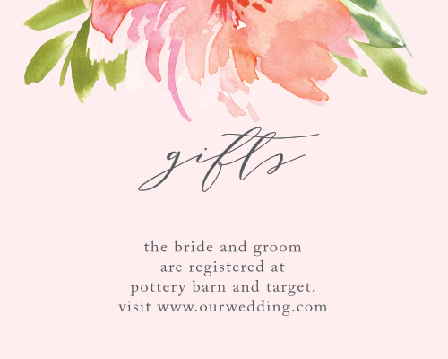 Botanical Gardens Registry Cards
