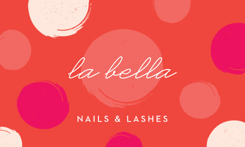 Makeup Business Cards - Match Your Color & Style Free!