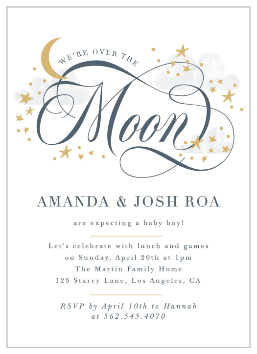 graphic about Free Printable Baby Registry Cards identified as Boy or girl Shower Invites Templates - Recreation Your Coloration Style and design