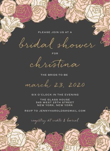 Opinion. You cheap lingerie shower invitations not joke!