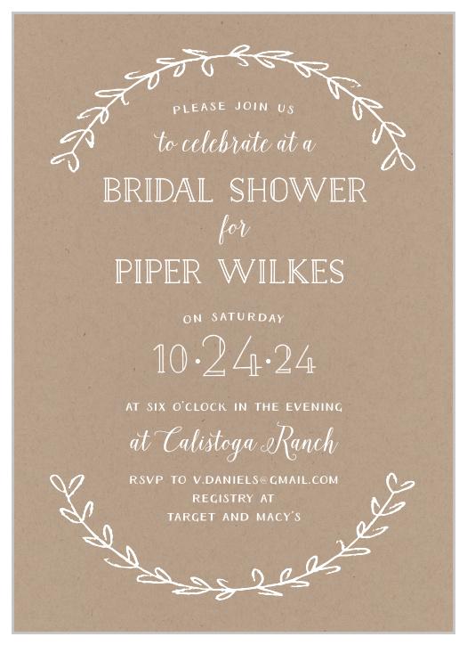 Wedding Shower Invites.Bridal Shower Invitations Wedding Shower Invitations Basicinvite