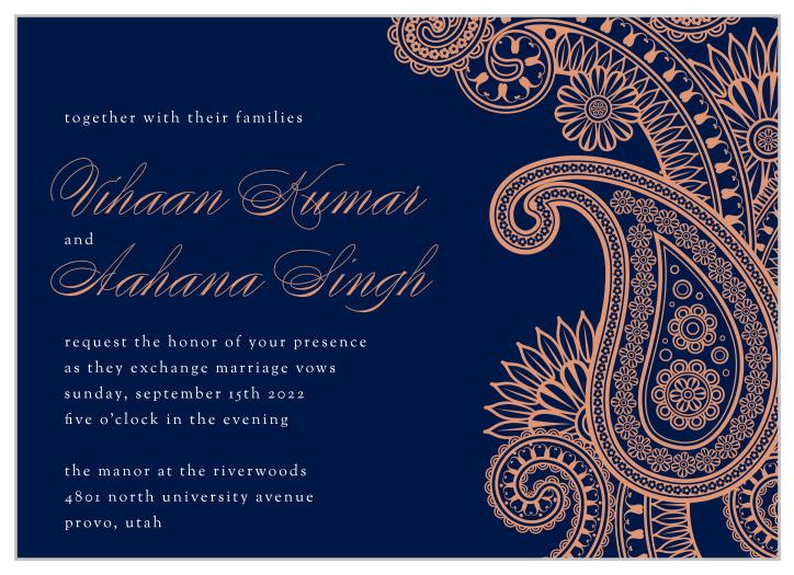 create wedding invitation online free india