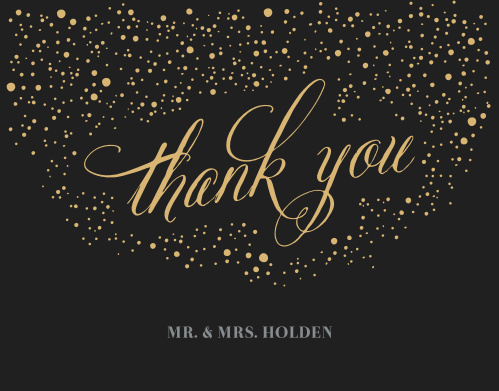 thank you cards thank you notes match your color style free