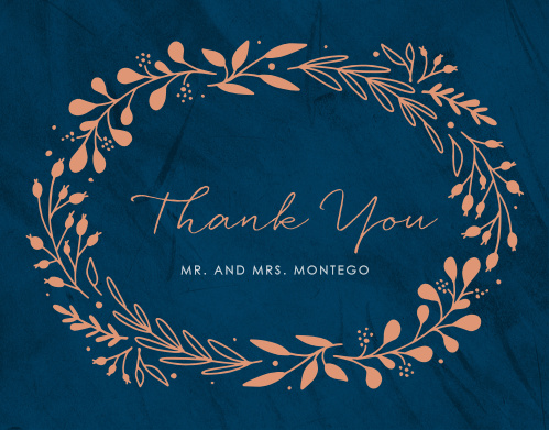 Once Upon a Time Wedding Thank You Cards
