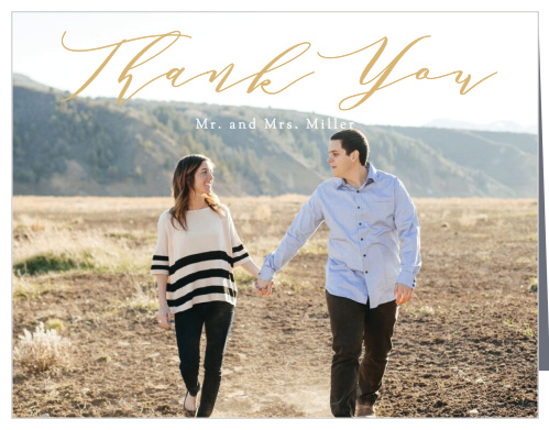 Wedding Thank You Cards Wedding Thank You Notes By Basic