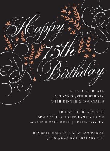 birthday invitations birthday party invites basic invite