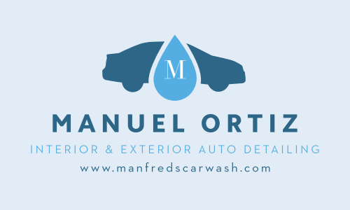 Car Wash Business Cards Match Your Color Style Free