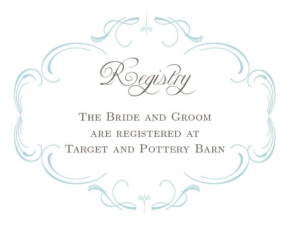 The Flourish Charm Registry Cards