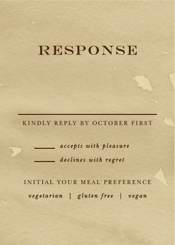 Leaves of Fall Response Cards
