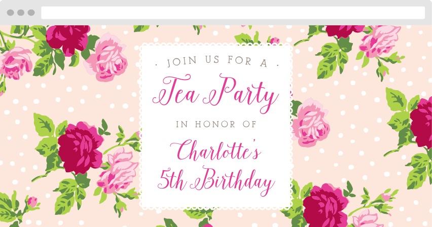 100 Free Birthday Party Websites