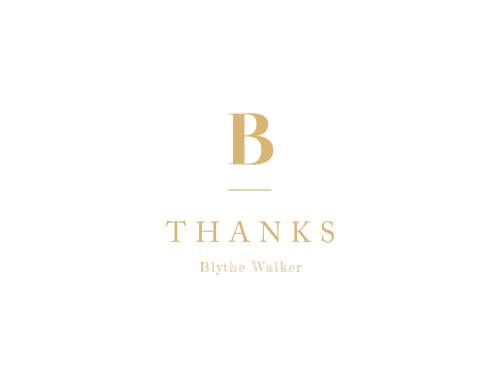 Momentous Monogram Graduation Thank You Cards