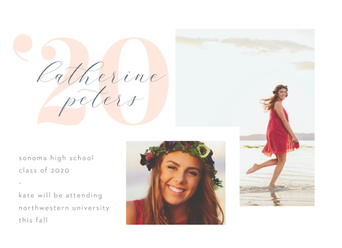 42c5a620791 2019 Graduation Announcements   Invitations For High School and College