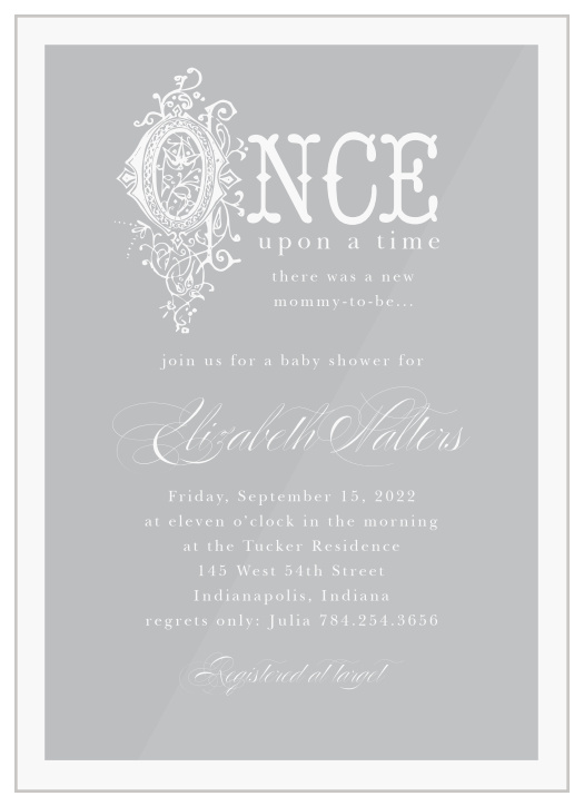image relating to Free Printable Prince Baby Shower Invitations named Prince Kid Shower Invites - Activity Your Coloration Layout Free of charge!