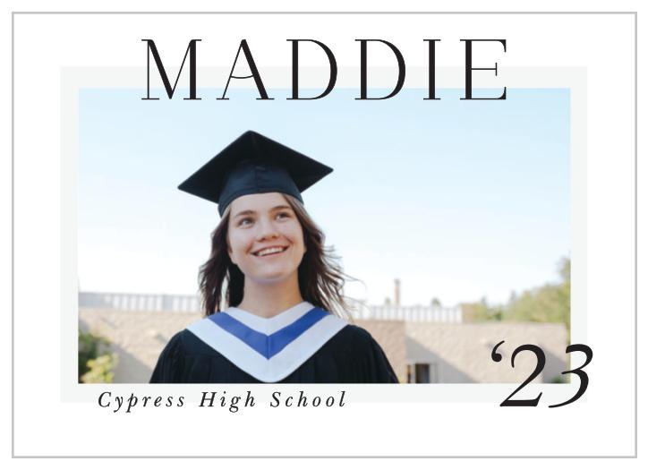 2019 Graduation Announcements & Invitations For High School