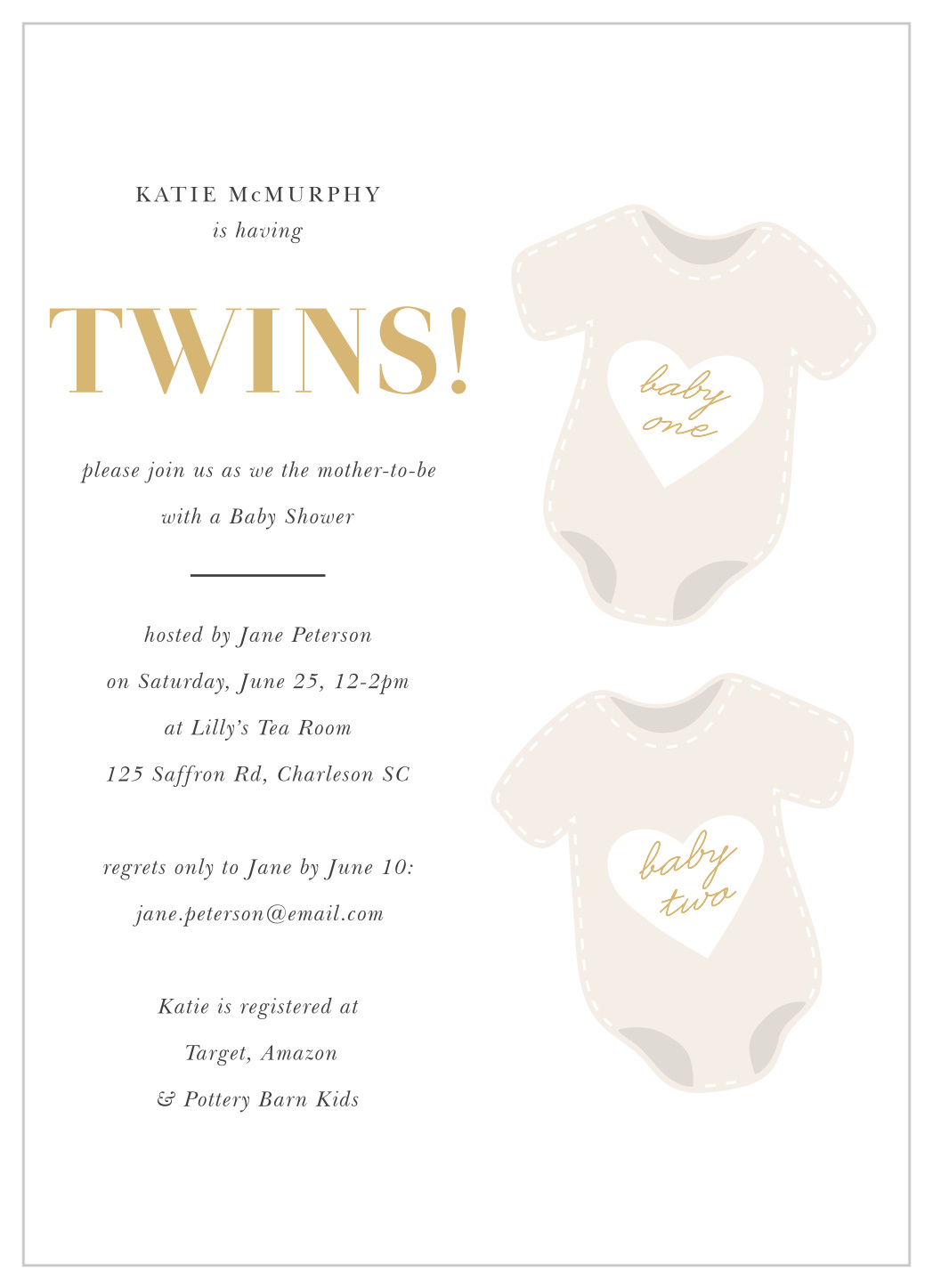 twins christening Baby shower Ooak new born gift