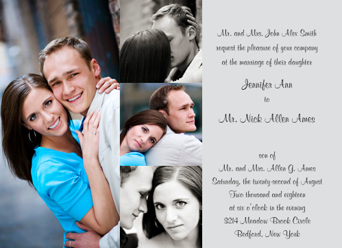 Perfectly Personalized Wedding Invitations