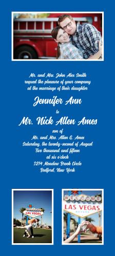 Passionate Forever Wedding Invitations