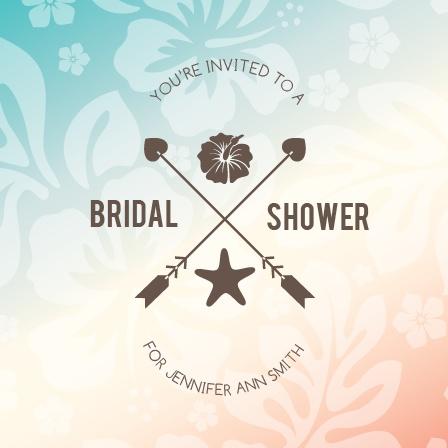 hawaiian hibiscus bridal shower invitation