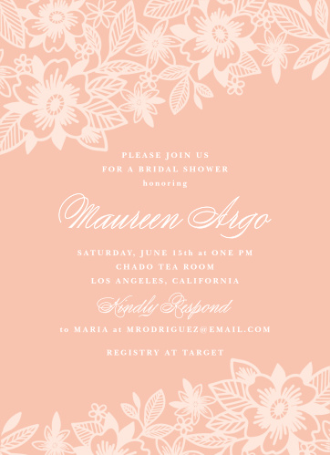 9b50ff5ca16 Bridal Shower Invitations   Wedding Shower Invitations