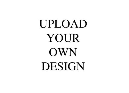 Upload Your Own Design 7x5 Landscape Wedding Invitation