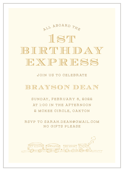 First Birthday Invitations 40 Off Super Cute Designs