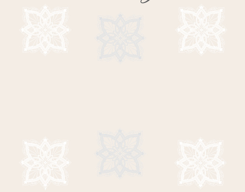 lace snowflakes bridal shower thank you cards