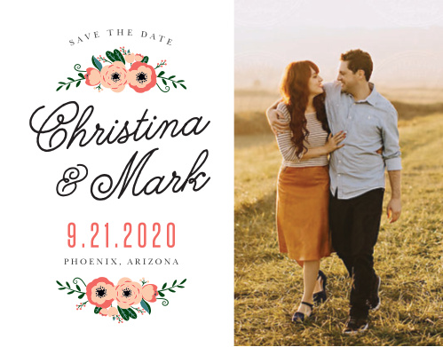 photo save the date cards picture save the date basic invite