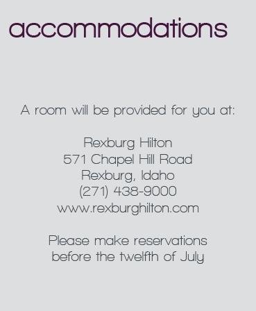 The Elegant Overlap Accommodation Cards