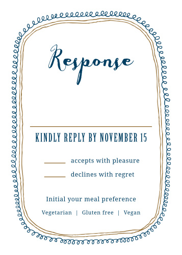 Anchors Aweigh Response Cards
