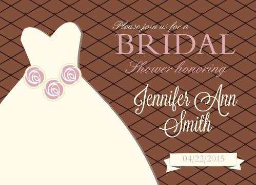 f4c690151a0 Bridal Shower Invitations   Wedding Shower Invitations