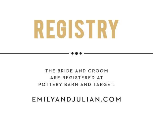 Playbill Foil Registry Cards