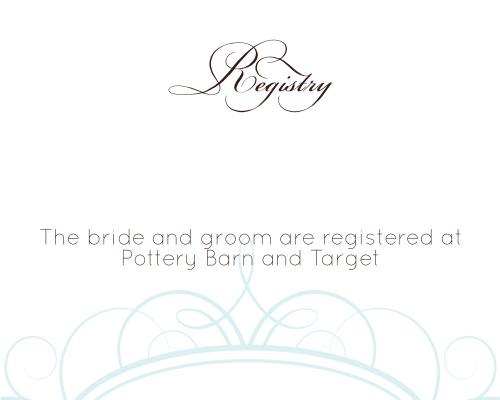 Ornamental Badge Registry Cards