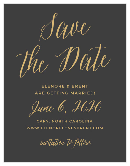 DIY Custom Save the Date Personalized Save the Date Card or Invitation. Custom Save the Date Postcard Save the Date Printable