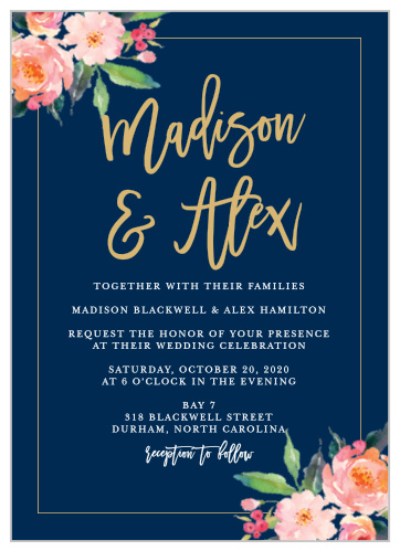 Wedding Invitations Design Yours Instantly Online
